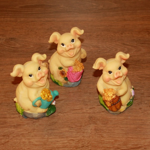 фигурки свинки